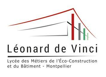 HERAULT - MONTPELLIER : Le Lycée des métiers de l'Eco-construction et du Bâtiment Léonard de Vinci