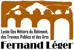 HERAULT - BEDARIEUX : Le Lycée des métiers du bâtiment, des travaux publics et des arts Fernand Léger.